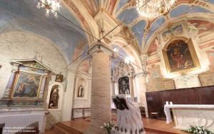 SS.Pietro e Andrea Castelbasso altari