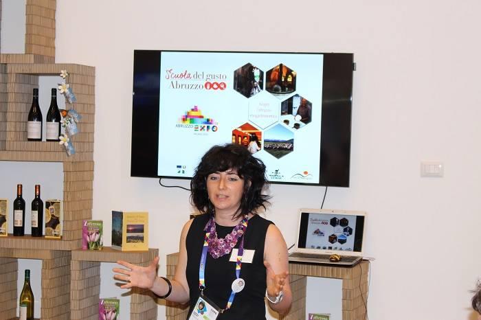 Emanuela Verdone - Guida turistica e guida del gusto - Abruzzo