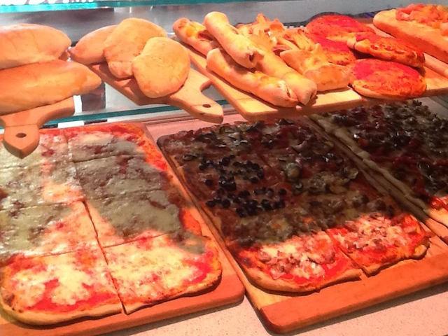 di rocco pizza