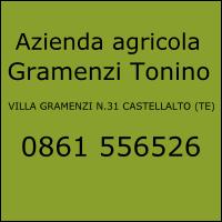 Azienda agricola Gramenzi Tonino