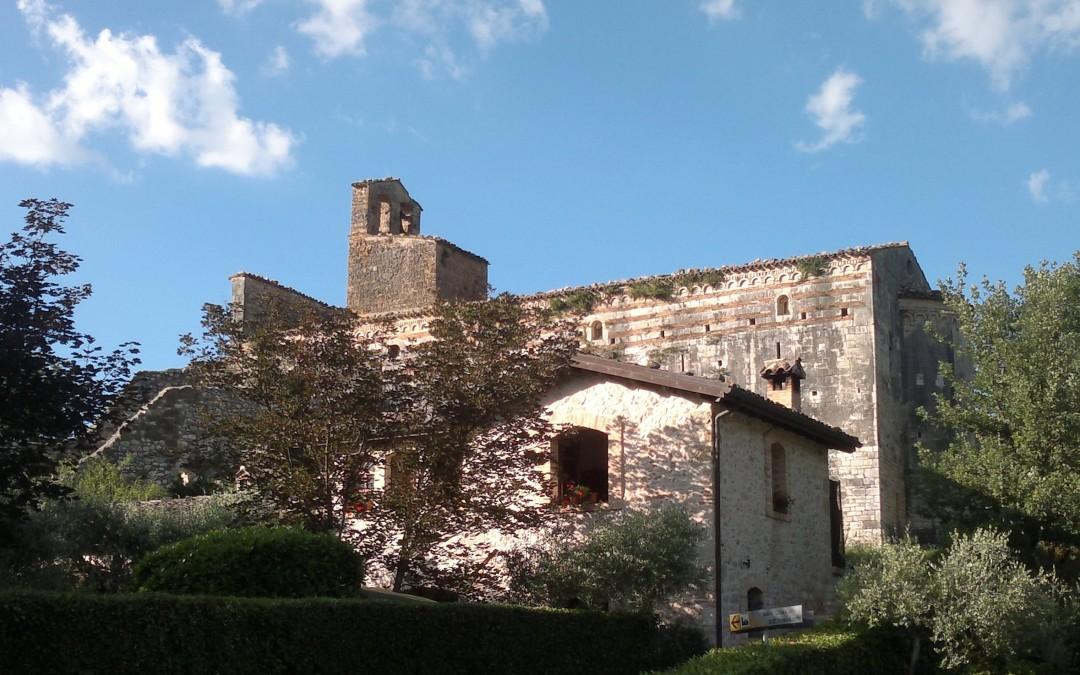 Simone recanatini autore a valle delle abbazie for Giardino officinale
