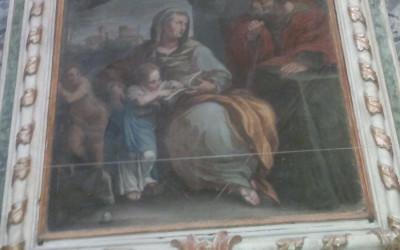 Canzano, festa di Sant'Anna e Gioacchino