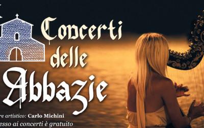 Concerti delle Abbazie