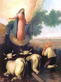 18 maggio 1480: miracolo della Madonna dell'Alno di Canzano