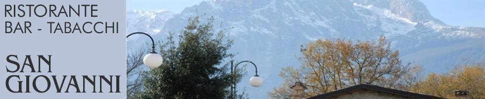 Ristorante Trattoria San Giovanni