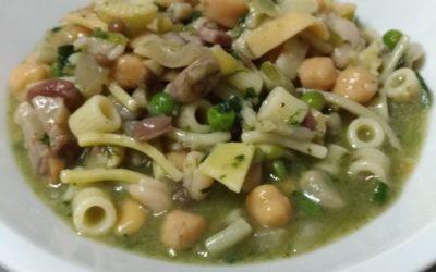 Le Virtù-Piatto della tradizione culinaria teramana